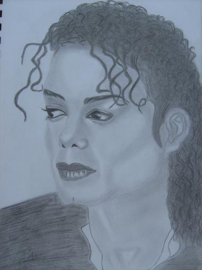 Michael Jackson par sandra